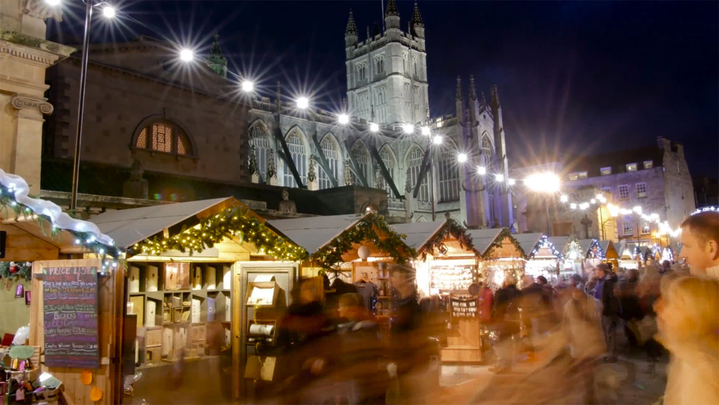 Christmas Markets in Bath