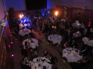 The Valentines Ball raised nearly £9,000. Thank you for your support