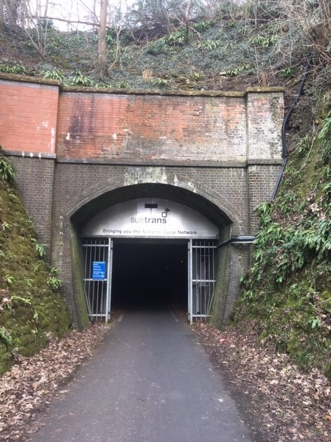The Two Tunnels, Combe Down