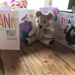Cards from carers