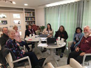 After Umbrage visits carers hub