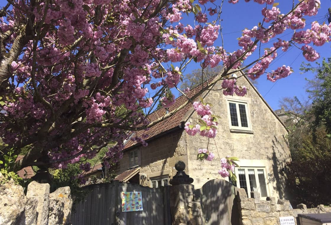 Holiday Cottage In Bath for carers and paying guests