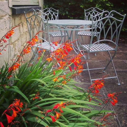 Outdoor area of Holiday Cottage In Bath