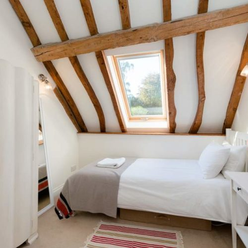 Bedroom of Rental Holiday Cottage in Bath