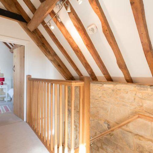 Hallway of Rental Holiday Cottage in Bath