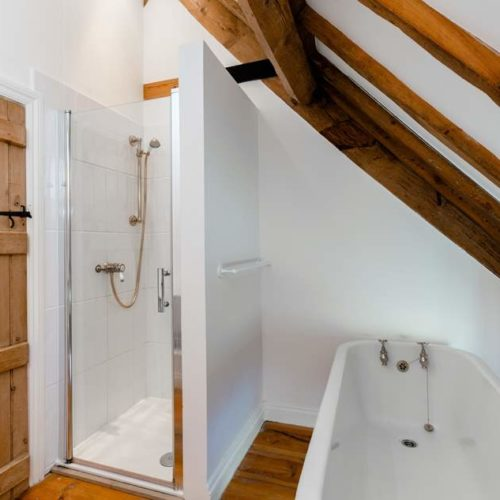 Bathroom of Rental Holiday Cottage in Bath