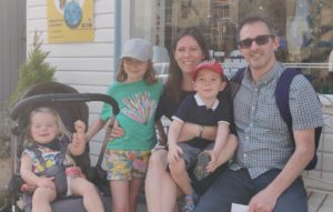 Caring for our daughter with an ultra-rare condition