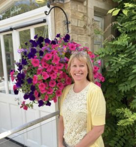 Staying connected with hospices