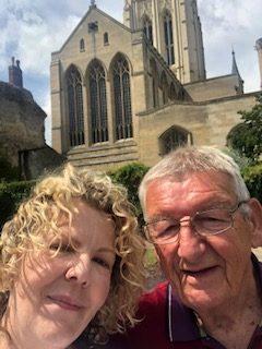 Meet Fran and her husband Brian