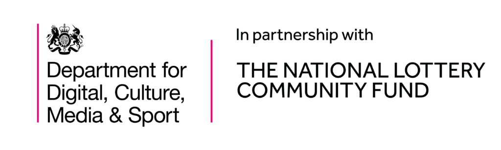 The Department for Digital, Culture, Media and Sport collaborate with The National Lottery Community Fund