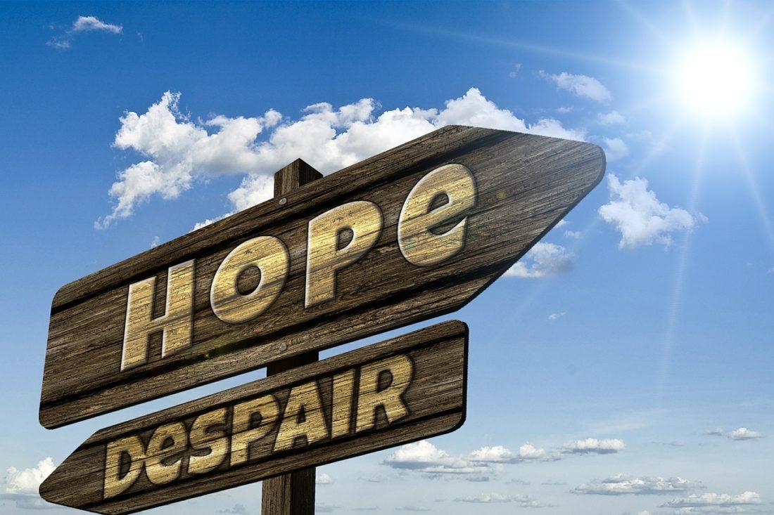 Hope vs despair