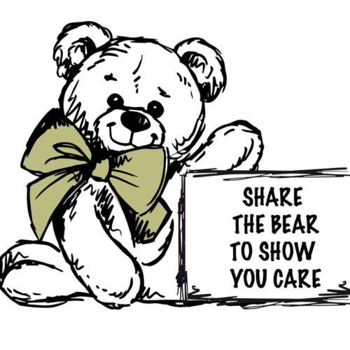 Share the Bear for Carers Week 2021